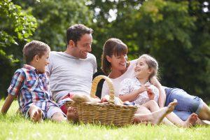 family picnic x